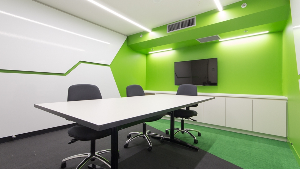 Fppv project hydra system design fitout for Outer space design group pty ltd